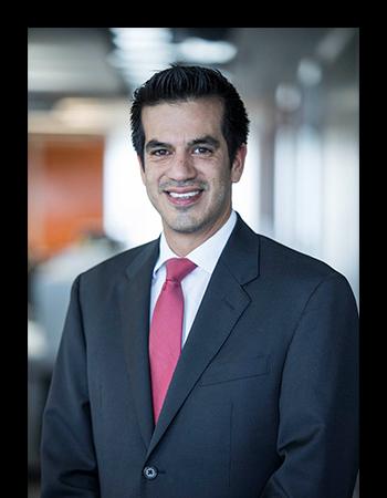 Gerardo Cervantes,  Chief Commercial Officer, Saavi Energía