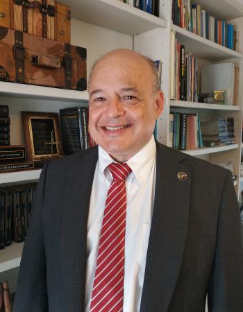 Ruben Chaer, Gerente de Técnica y Despacho Nacional de Cargas, Administración del Mercado Eléctrico, ADME
