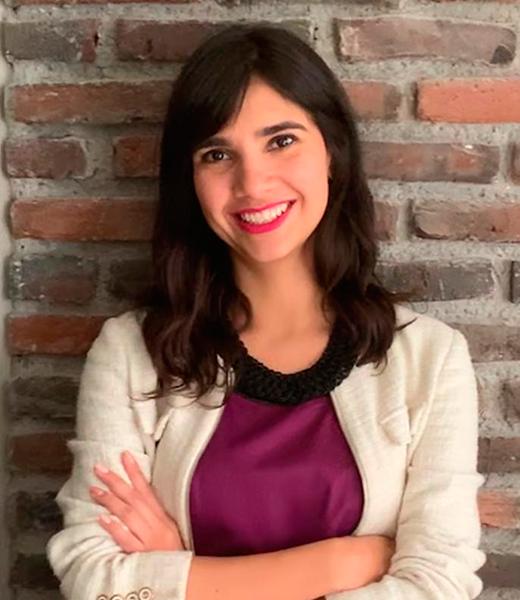 Casiopea Ramírez Melgar, Voz Experta